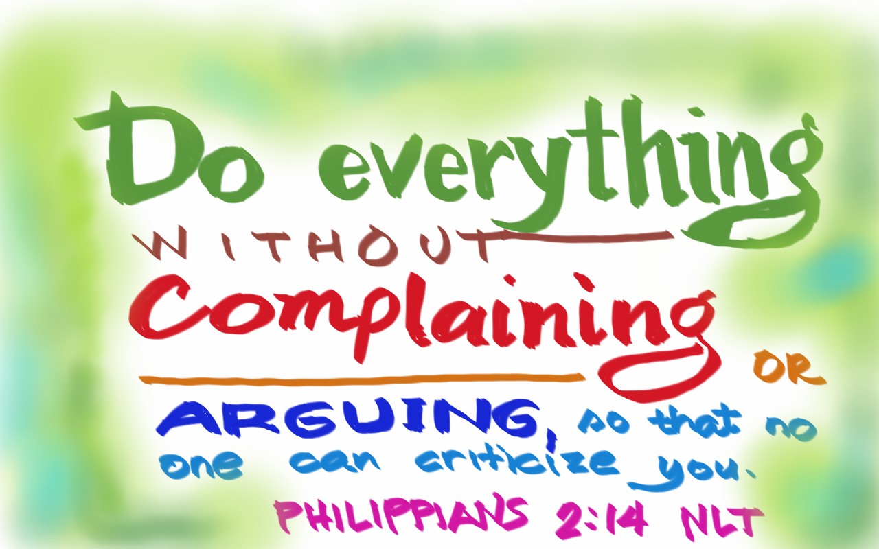Phil 2:14 graphic by Divinethirst.com